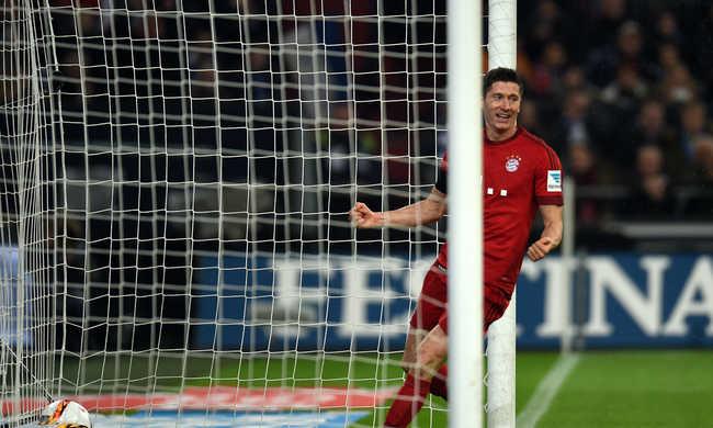 A Bayern München továbbra is veretlen - videók