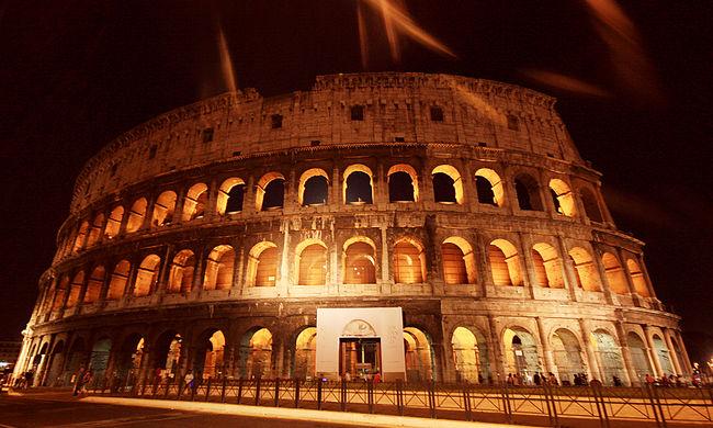 Föld alatti bazilikát nyitottak meg Rómában