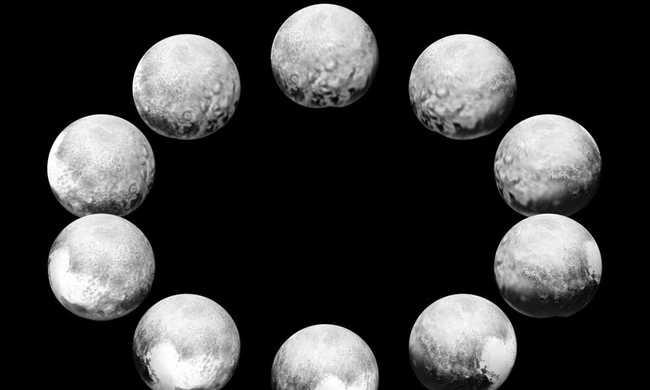 Ilyen egy nap a Plutón