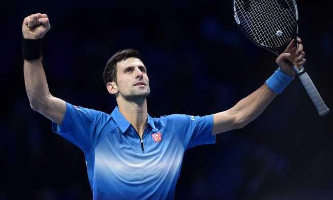 Djokovics nyerte a tenisz-vb döntőjét