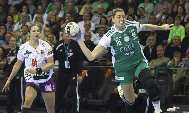 Kézilabda BL: a Győr és a Fradi is megnyerte a csoportját
