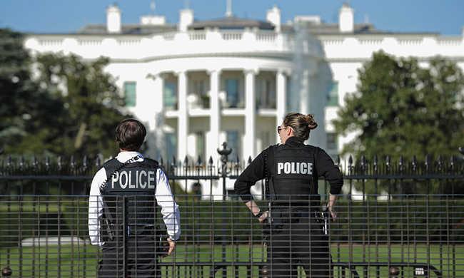 Almacsutka miatt riadó a Fehér Házban