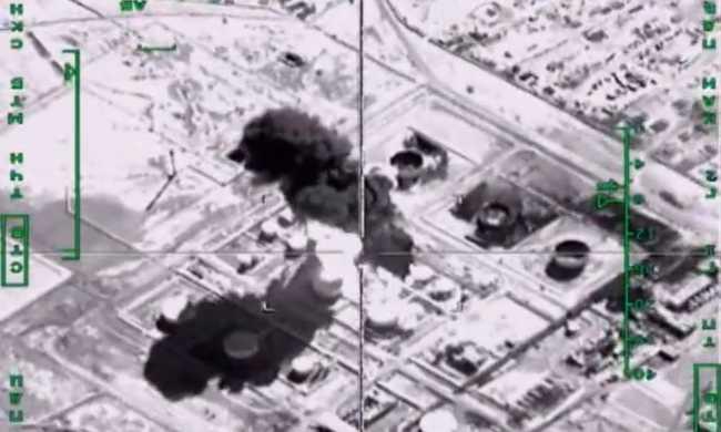 Ötszázszor bombázták az Iszlám Államot