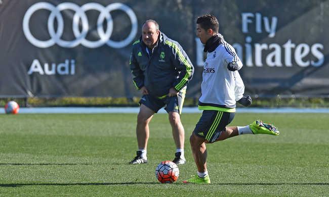 Kirúghatja este Benítezt a Real Madrid