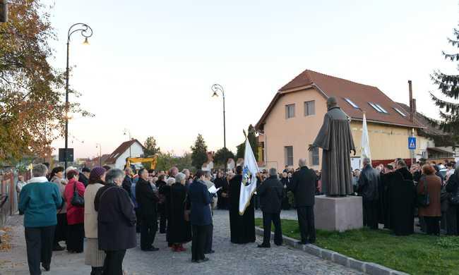 Román szélsőségesek vonulnak fel Sepsiszentgyörgyön