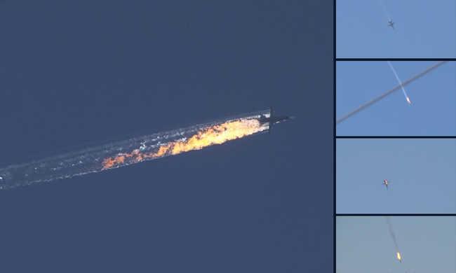 Olvashatatlan a lelőtt orosz vadászgép feketedoboza