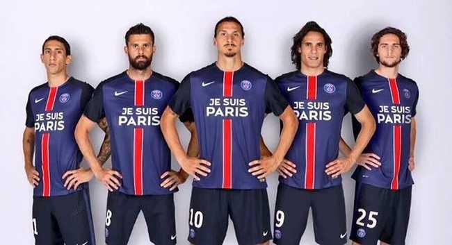 Megható mezben fog játszani a Paris Saint-Germain