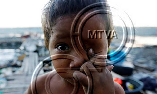 Gyerekek a klímaváltozás legnagyobb áldozatai