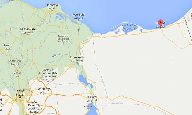 Teherautónyi bomba robbant az egyiptomi szállodánál