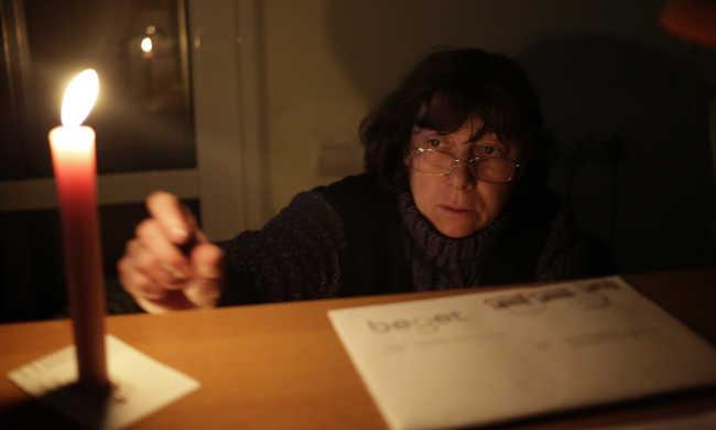 Robbantás miatt nincs áram a Krím-félszigeten