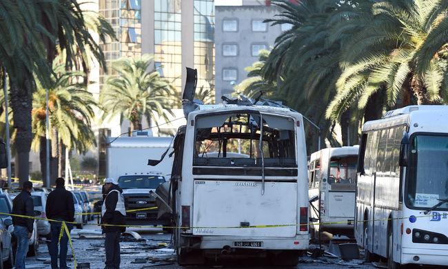 Tuniszban is az Iszlám Állam robbantott