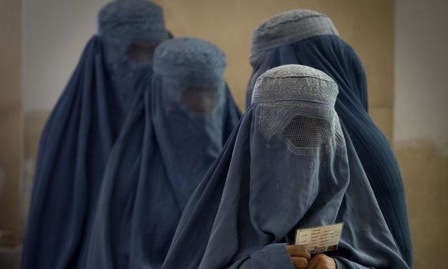 Pénzbüntetés jár a muszlim burka viseléséért