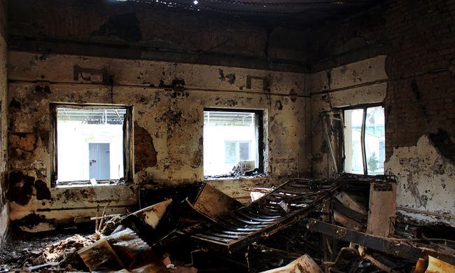 Bombázták az afgán kórházat az amerikaiak, vizsgálatot követlenek az orvosok