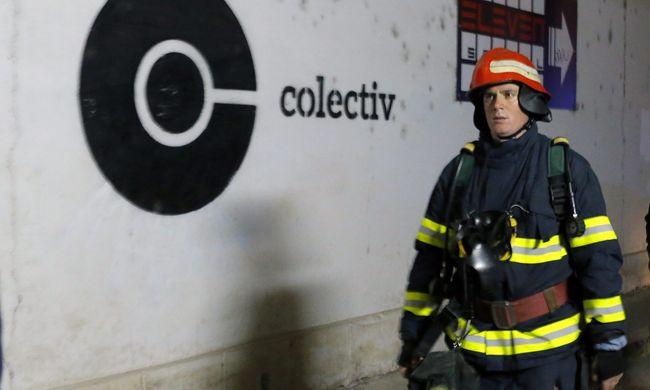 Bukaresti tűzvész: a tűzoltóság is felelős lehet
