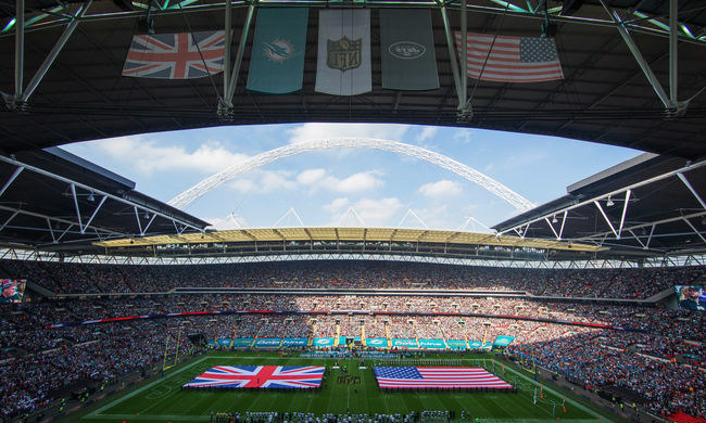Megvan, hogy milyen NFL-meccseket játszanak jövőre Londonban
