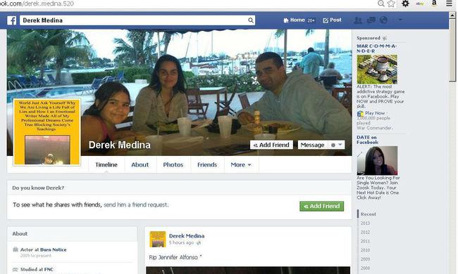 Bűnös a hidegvérű facebookos gyilkos