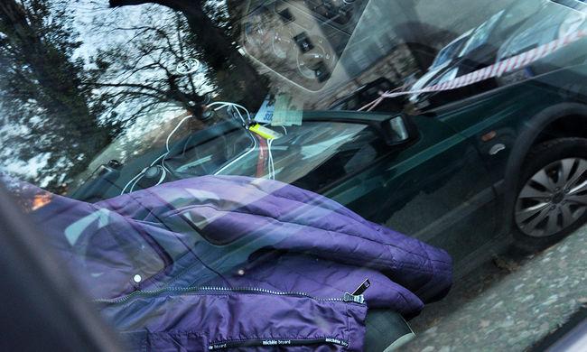 Vigyázzon: amíg a gyerektől búcsúzik, feltörik a kocsiját