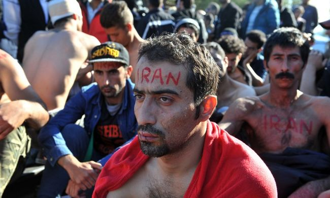 Kevesebb migráns jön Európába a tél miatt