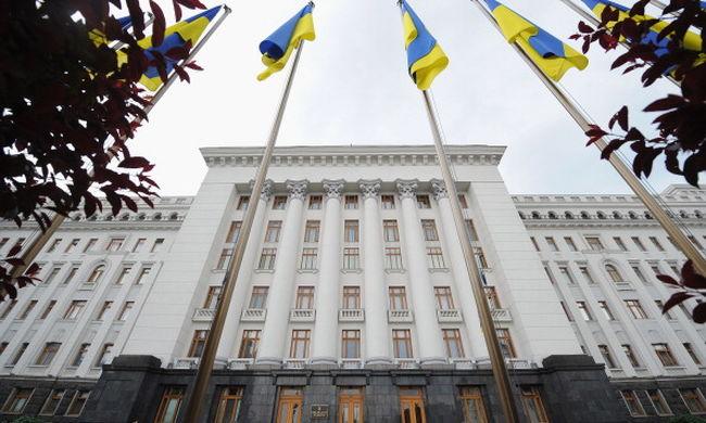 Bombariadó volt az ukrán parlamentben
