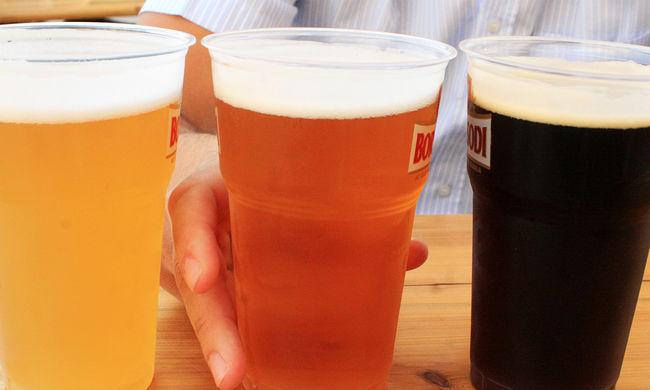 Mostantól szó szerint földöntúli helyen is főznek sört