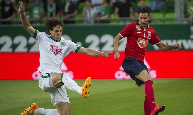 A Fradi a Videotonnal játszik a Magyar Kupa negyeddöntőjében