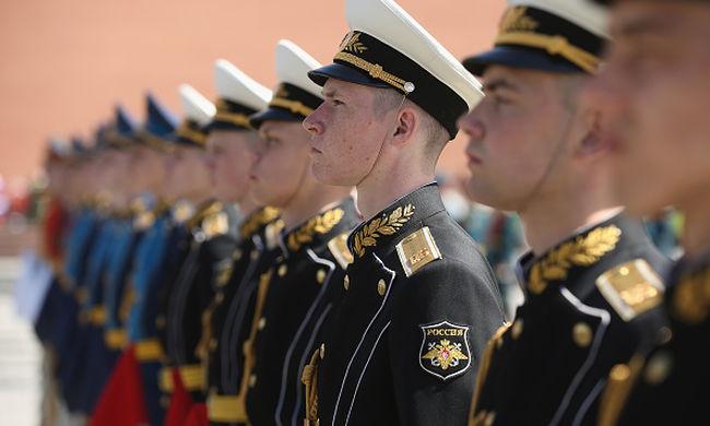 Orosz katonákat fogtak el Ukrajnában