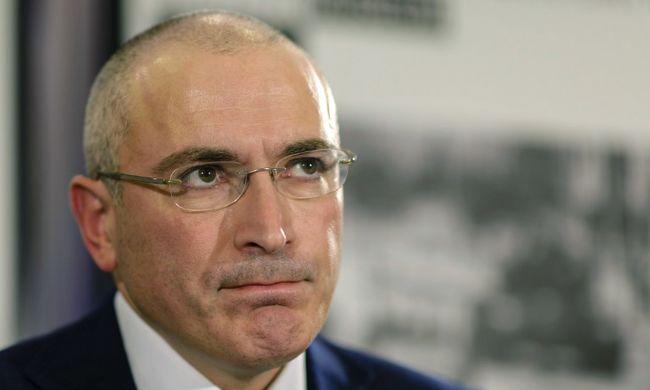 Hodorkovszkij: Putyin az összeomlásba vezeti Oroszországot