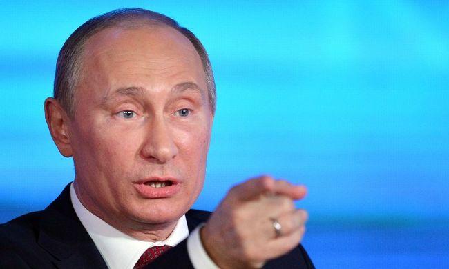 Putyin: újabb adatok támasztják alá, hogy a törökök az Iszlám Államtól veszik az olajat