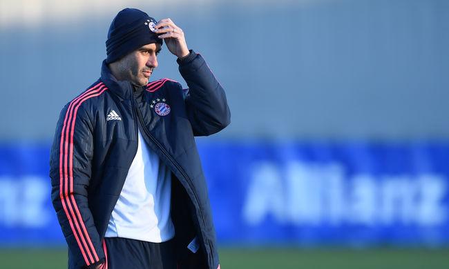 Guardiola lesz a Manchester City új edzője a spanyolok szerint