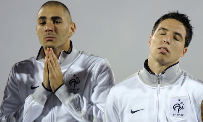 Szexvideo-botrány: Benzema mellett egy másik francia sztárfocista is zsarolhatott