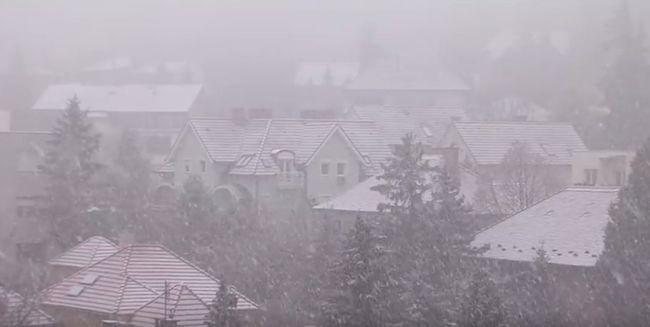 Havazik a fél országban - videó