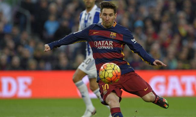 Messi, Neymar és Suárez megint megállíthatatlan volt - videók