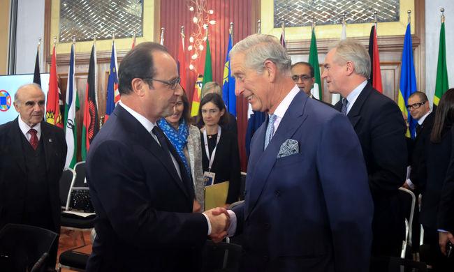 A terrorfenyegetettség ellenére megtartják a párizsi klímacsúcsot