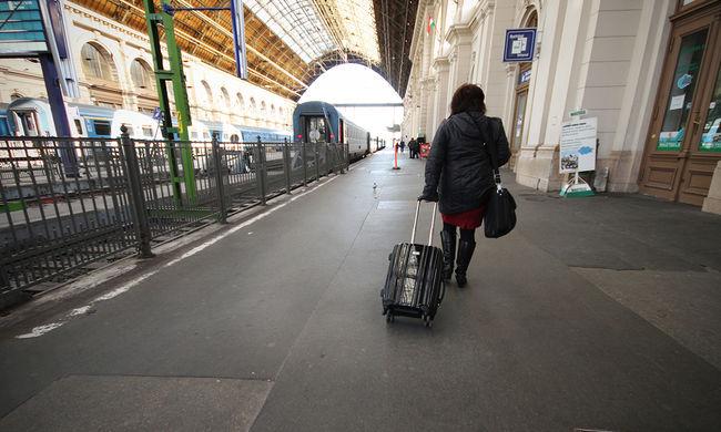 Ezreket érinthet még este is a Keleti pályaudvar bezárása