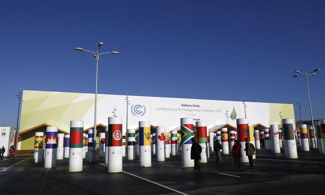 Párizsi klímacsúcs: Magyarország összesen 2 milliárd forintot ajánlott fel