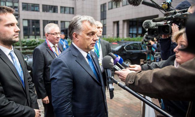 Orbán Viktor: kényszerbetelepítést nem fogadunk el