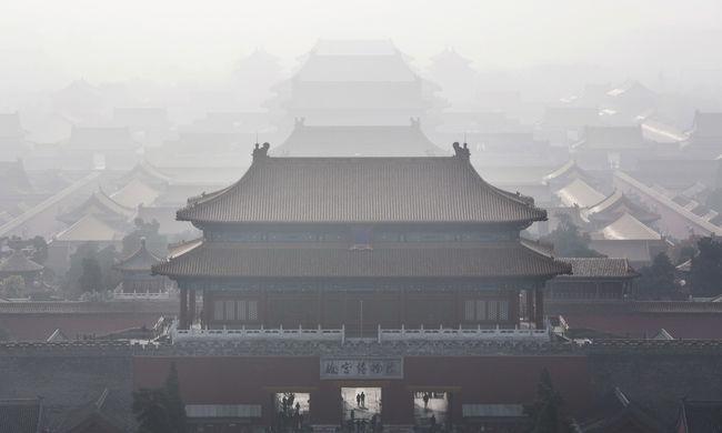 Szmogriadó Pekingben: mindenki maradjon otthon