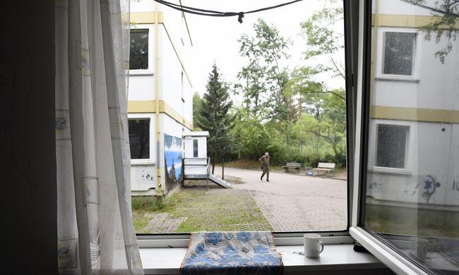 Menedékkérő-igazolványt állítanak ki Németországban