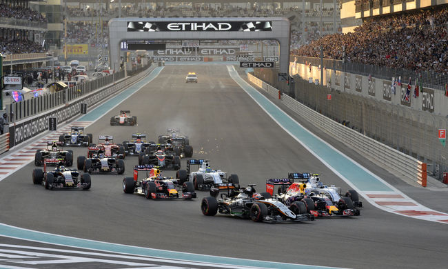 Rosberget Abu-Dzabiban sem lehetett utolérni