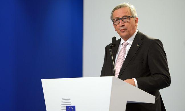 Juncker: Törökország megérdemli a támogatásunkat
