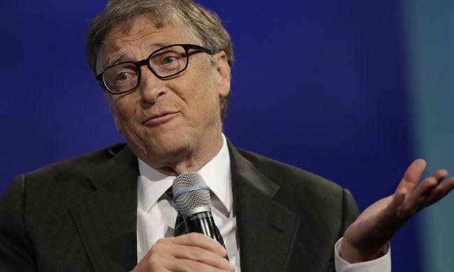 Bill Gates és Mark Zuckerberg is beszáll a klímaváltozás elleni küzdelembe