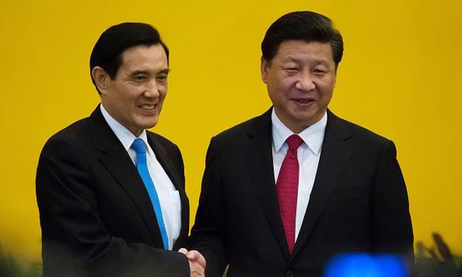 Kémeket cserélt Kína és Tajvan