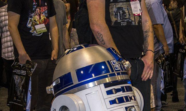 Akár százmillió forintot is érhet egy Star Wars-ereklye