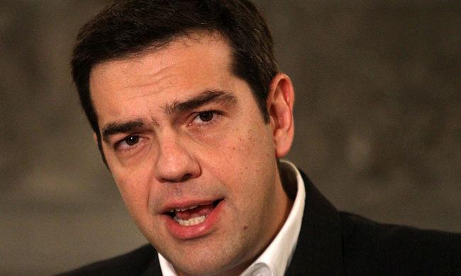 Görögország blokkolhatja az EU döntéseit a migránsok miatt