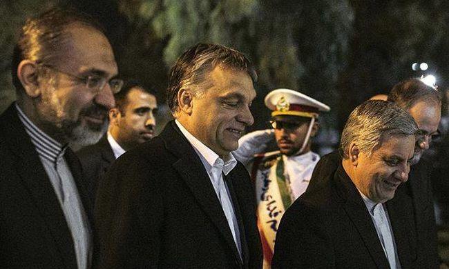 Orbán Viktor: új korszak kezdődik a magyar-iráni kapcsolatokban