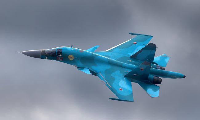 Légi harcra is készülnek már az oroszok
