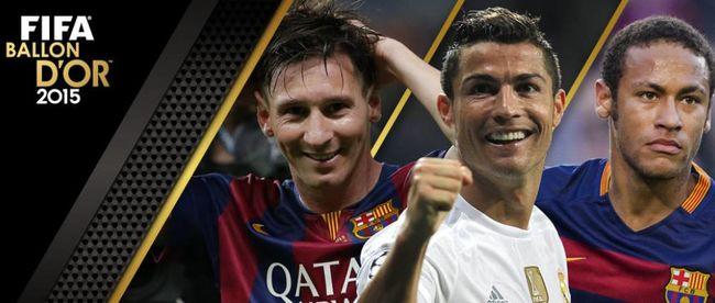 Messi, Ronaldo vagy Neymar - ők nyerhetik az Aranylabdát