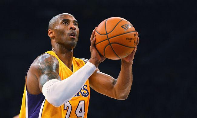 Kobe Bryant: búcsú egy legendától - videók