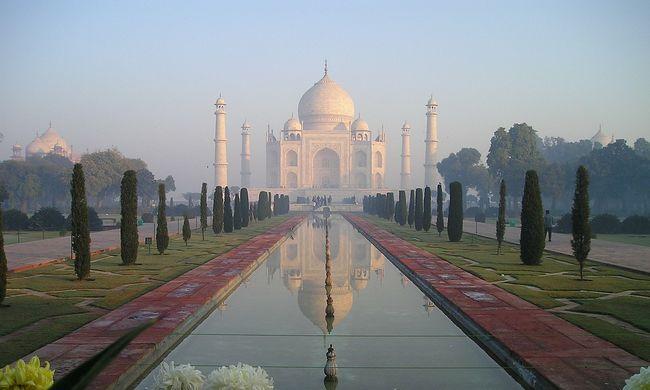 Vége a Tádzs Mahal-vitának