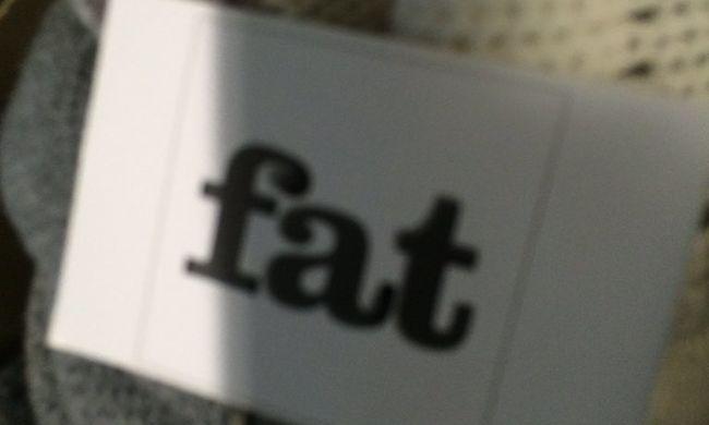 """""""Kövér vagy"""" - ilyen kártyát kapott a metrón"""